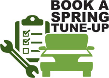 Book a spring tune-up
